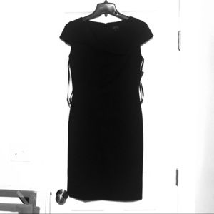 Size 6 Tahari dress formal wedding black new